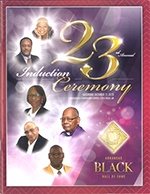 Ceremony poster for the year 2015.