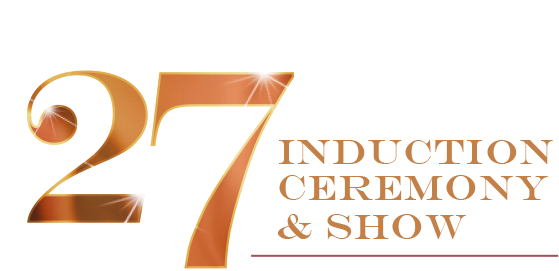 logo for the 27th annual ceromony